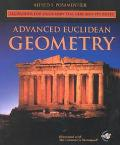 Advanced Euclidean Geometry Excursions for Secondary Teachers and Students