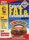 Doctor's Pocket Calorie, Fat and Carbohydrate Counter