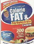 Calorie King Calorie, Fat & Carbohydrate Counter 2009