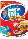 CalorieKing Calorie, Fat & Carbohydrate Counter 2011