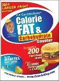 CalorieKing Calorie, Fat & Carbohydrate Counter 2011