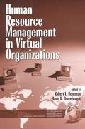 Human Resource Management in Virtual Organizations
