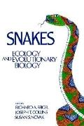 Snakes Ecology And Evolutionary Biology