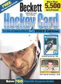Beckett Hockey Card Price Guide & Alphabetical Checklist Includes Prices and Listings from 1...