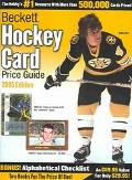Beckett Hockey Card Price Guide And Alphabetical Checklist