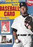 Beckett Baseball Card Price Guide 2005