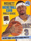 Beckett Basketball Card Price Guide 2007-08