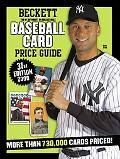 Beckett Baseball Card Price Guide 2009