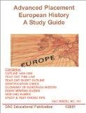 DAC Study Guide For Advanced Placement European History