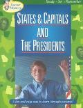 States and Capitals and the Presidents A Fun and Easy Way to Learn Through Pictures