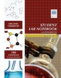 Organic Chemistry Student Lab Notebook: 100 Carbonless Duplicate Sets. Top sheet perforated