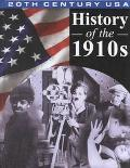 History of the 1910's