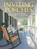 Inviting Porches 210 Home Plans With Perfect Porches