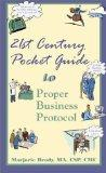 21st Century Pocket Guide to Proper Business Protocol