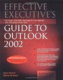 Effective Executive's Guide to Microsoft Outlook 2002