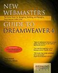 New Webmaster's Guide to Dreamweaver 4 - Jason Gerend - Paperback