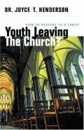 Youth Leaving the Church