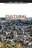 Cultural Anthropology: Journal of the Society for Cultural Anthropology (Volume 31, Number 2...