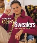 Family Circle Easy Sweaters 50 Knit and Crochet Projects