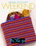 Weekend Knits