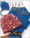 Vogue Knitting Cunky Scarves & Hats