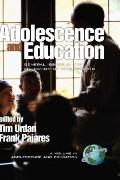 Adolescence and Education General Issues in the Education of Adolescents