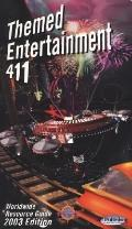 Themed Entertainment 411