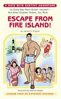 Escape from Fire Island! A Date With Destiny Adventure