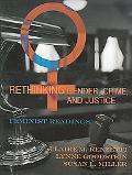 Rethinking Gender, Crime, And Justice Feminist Perspectives
