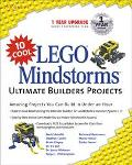 10 Cool Lego Mindstorms Ultimate Builders Projects