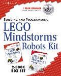 Building & Programming Lego Mindstorms Robots Kit