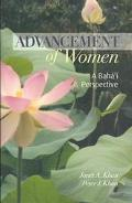 Advancement of Women A Baha'I Perspective