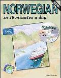 Norwegian in 10 minutes a day with CDROM