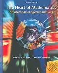 Heart Of Mathematics An Invitation To Effective Thinking
