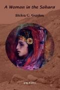 Woman in the Sahara