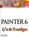 Painter 6 F/x+design-w/cd