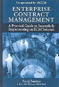 Enterprise Contract Management
