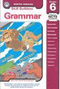 Skill Builders Grammar Grade 6