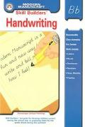 Handwriting Modern Manuscript  B