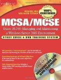 MCSA/MCSE Managing and Maintaining a Windows Server 2003 Environment: Exam 70-290 Study Guid...
