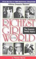 Richest Girl in the World Athina Onassis Roussel  The Onassis Family Legacy
