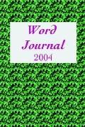 Word Journal 2004