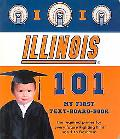 University Of Illinois 101 My First Text-Board-Book