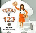Texas Longhorns 123 My First Counting Book