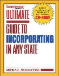 Entrepreneur Magazine's Ultimate Guide to Incorporating in Any State