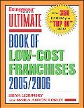 Entrepreneur Magazine's Ultimate Book Of Low-Cost Franchises 2005/2006