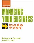 Managing a Small Business Made Easy