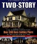 Designer's Best Two-Story Home Plans Over 300 Best-Selling Plans
