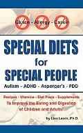 Special Diets for Special People Recipes-vitamins-diet Plans-supplements to Improve the Eati...