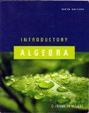 Introductory Algebra 6th ed Text Only Softcover
